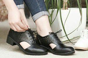 تولیدی کفش چرم زنانه تهران