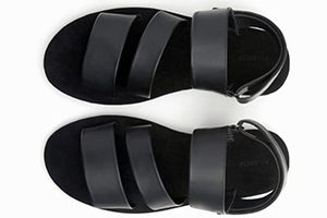 تولیدی کفش صندل مردانه شیک و ارزان