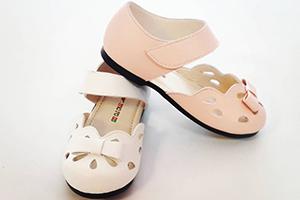 کانال تولیدی کفش بچه گانه