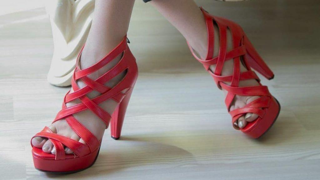 تولیدی کفش مجلسی زنانه شیک در تهران
